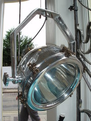 Aliminum adjustable ceiling light