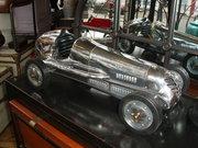 BB Korn aluminium model car