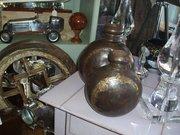 Indian metal water pots