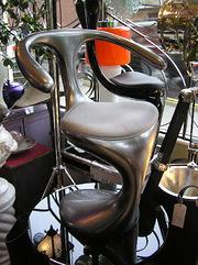 Italian Contemporary Resin Chair