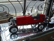 Red Bantam midget model car