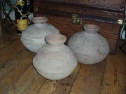 Terracota water pots