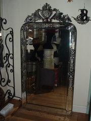 Venetian Mirror circa 1860's