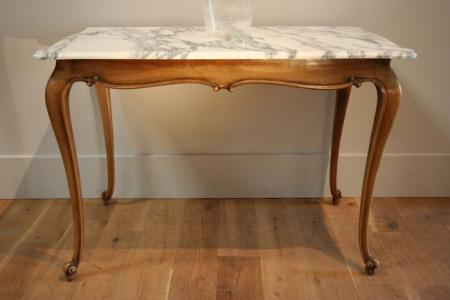 Antique Rococco console table