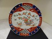 19 th Century  Imari Plate circa 1875