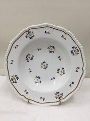 Antique Derby Porcelain Dish circa 1810