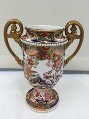 Antique Early Spode Porcelain Vase circa 1825