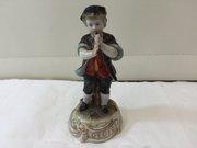 Antique German Porcelain Figurine circa 1900