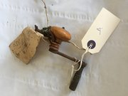 Antique Grandfather - Longcase Clock Key