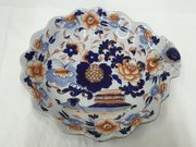 Antique Ironstone Pottery Dish circa 1835
