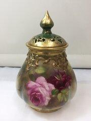 Antique Royal Worcester Pot Pourri