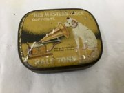 His Masters Voice Advertising Needles Tin