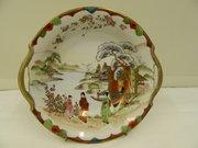 Noritake Geisha Pattern Bowl eraly 1900's