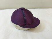 Silk Jockey Hat Pin Cushion  circa 1900