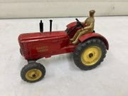 Vintage Model Tractor Massey Harris