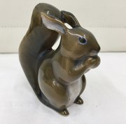 Vintage Royal Copenhagen Squirrel Figurine