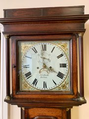Antique Longcase Clock by James Callcott of Bolton