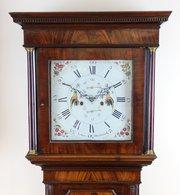 Antique Longcase Clock by Lomax of Blackburn