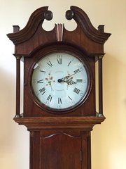 C.1800. 30 hour Long Case Clock