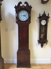 C.1800. 30 hour Long Case Clock