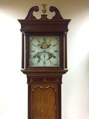 C1800 8 day Longcase Clock with 12-o-Clock Moon