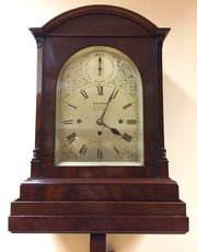 C1840 Georgian bracket Clock