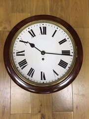 C 1920 Fusee Dial clock, GPO London.