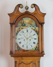 C1790 Scottish Longcase Clock