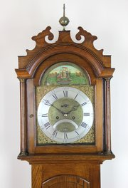 Londoon Autometer Longcase Clock c1780
