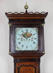 Macclesfield Longcase Clock c1790