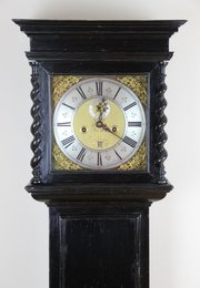 Early London Longcase Clock - Jeremy Johnson c1690