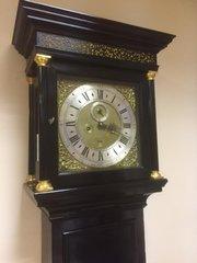 Queen Anne London Longcase Clock