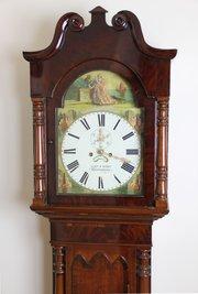 Hurt and Wray Longcase Clock