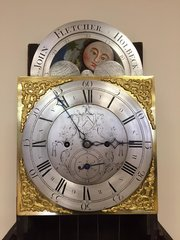 John Fletcher of Holbeck Longcase Clock