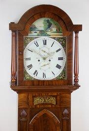Lees of Bury Longcase Clock