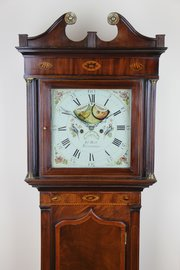 Macclesfield Cheshire Longcase Clock
