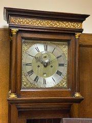 Original 8 Day Longcase  Clock by Jonathan Hocker