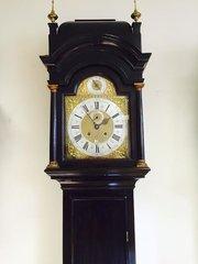 Peter King of London Antique Longcase Clock c1705