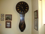 Rare Tavern Clock.