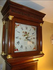 Superb Rare 30 Hour Longcase