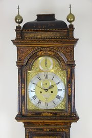 William Cannon Longcase Clock, London