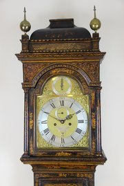 William Cannon Longcase Clock, London c1740.