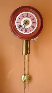 'Postmans alarm' Wall Clock c1900