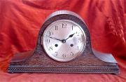 Napoleon Hat 8 day Mantle Clock c1935