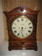Mantle Clock by Lawson London c1820