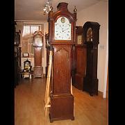 Yorkshire Longcase Clock