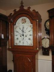 Kent  8 day Longcase clock.