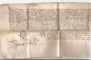 1503  Scottish Sasine Manuscri