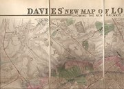 Davies New Map of London 1895