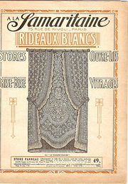 French Catalogue dated 1913